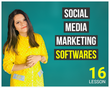 Social Media Marketing Softwares