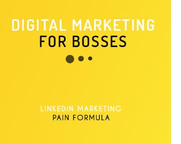 Lesson 4 : Pain Formula of LinkedIn