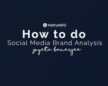 Lesson 02:  How to do Brand Analysis