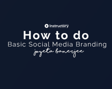 Lesson 03: How to do design your brand interface