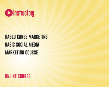 Hablu Korbe Marketing- Advance Social Media Marketing Course