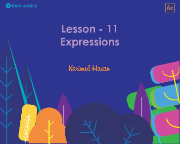 Lesson 11 : Expressions