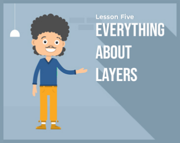 Lesson 5 : Everything about layers