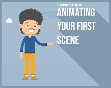 Lesson 3 : Animating Your First Scene