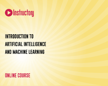 Introduction to Artificial Intelligence and Machine Learning