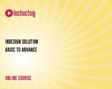 InDesign Solution | Basic to Advance
