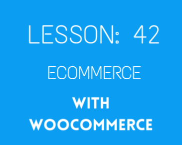 lesson 42 Woocommerce advanced ( part 05) login-register