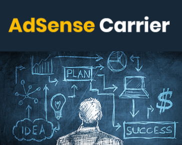 Carrier of Google AdSense or Blogging
