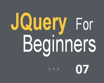 Part 7 (JQuery effect/function/method/action)