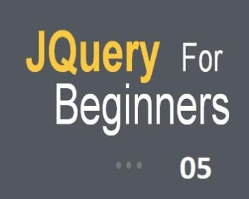 Part 5 (JQuery selectors: Tag/element, id, class, pseudo etc)