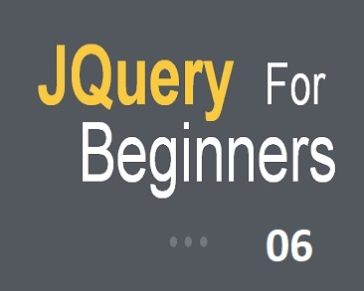 Part 6 (JQuery Events: Mouse events)