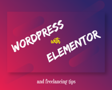 Introduction to WordPress with Elementor