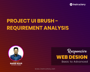 Project UI Brush - Requirement Analysis