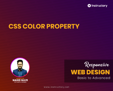 CSS Color Property