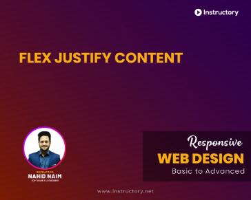 Flex Justify Content