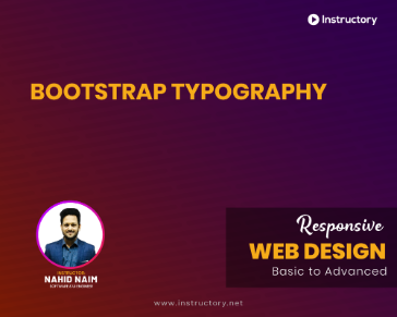 Bootstrap Typography