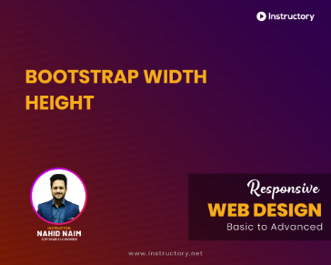 Bootstrap Width Height
