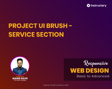 Project UI Brush - Service Section