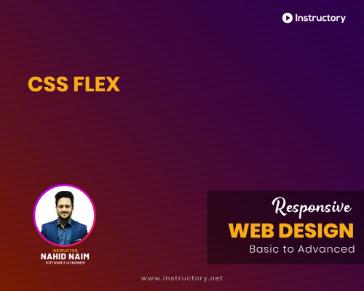 CSS Flex - Part 01