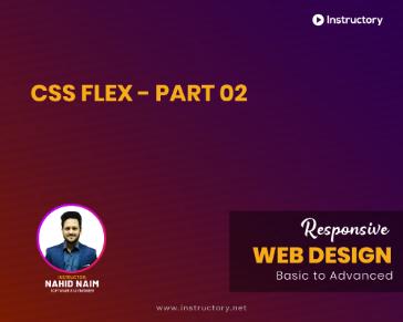CSS Flex - Part 02