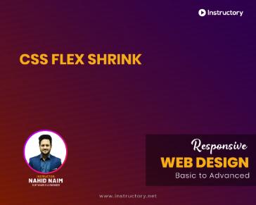 CSS Flex Shrink