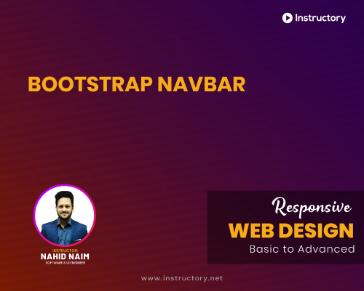Bootstrap Navbar Menu