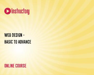 Web Design - Basic To Advance