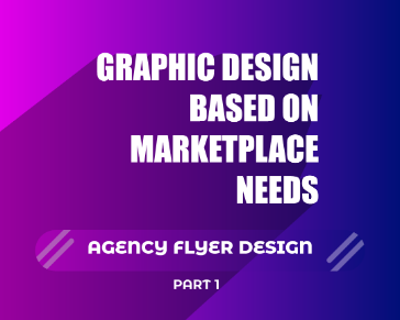 Agency Flyer Design (Part 1)