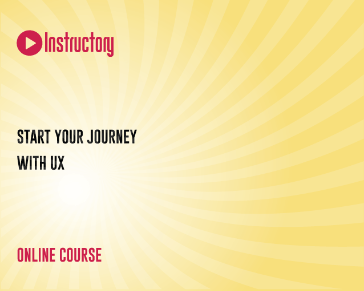 Start Your Journey With UX