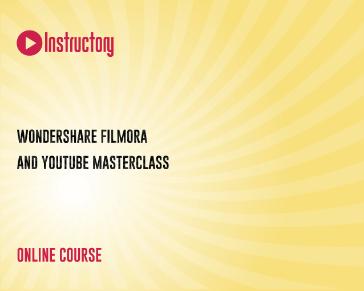 Wondershare Filmora and YouTube Masterclass
