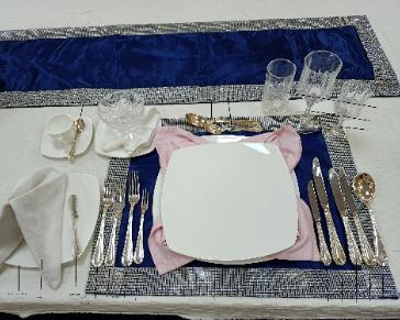 পর্ব ৩-খাবার টেবিলের শিষ্টাচার