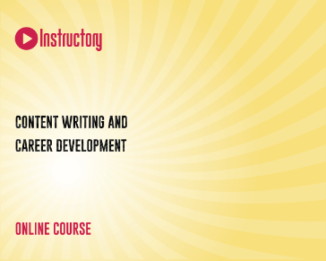 Content Writing and Career Development