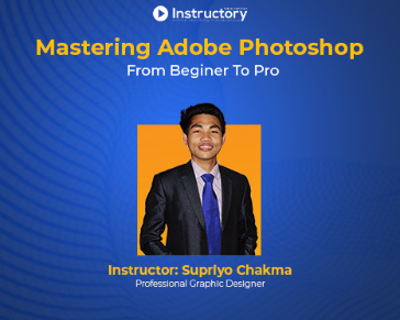 Introduction with Photoshop and document setup.