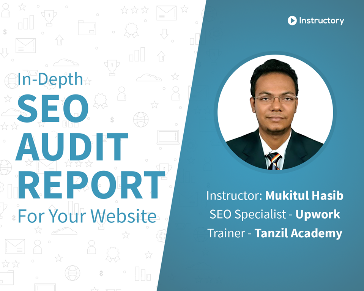 In-Depth SEO Audit Report For your website to get Success
