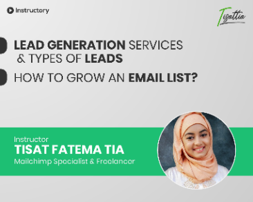 Lead Generation Services & Types of Leads. How to Grow an Email List?