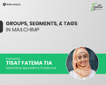 Groups, Segments, and Tags in Mailchimp
