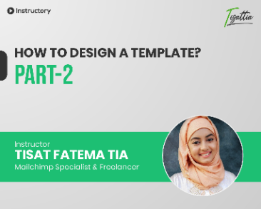 How to design a template. Part-2 (III)