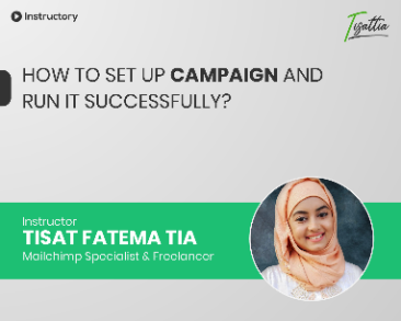 How to set up campaign and run it successfully