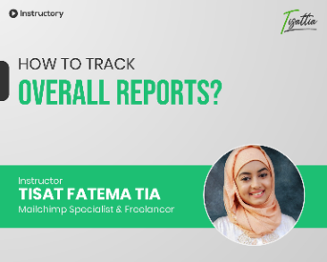 How to track overall reports