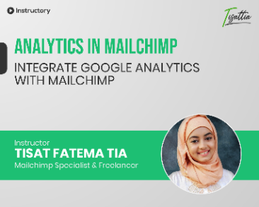 Analytics in MailChimp. Integrate Google Analytics with Mailchimp.