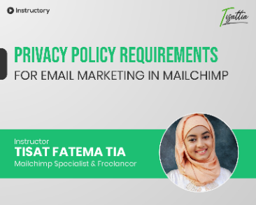 Privacy Policy Requirements for Email Marketing in mailchimp.