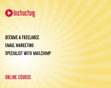 Become a Freelance Email Marketing Specialist with MAILCHIMP