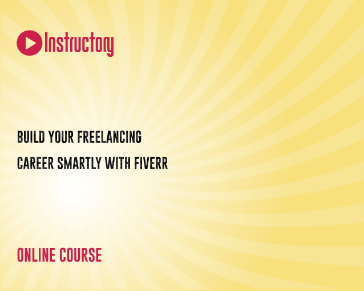 Build Your Freelancing Career Smartly With FIVERR