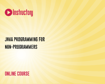 JAVA Programming for Non-programmers